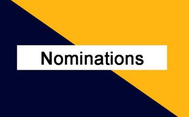 Nominations
