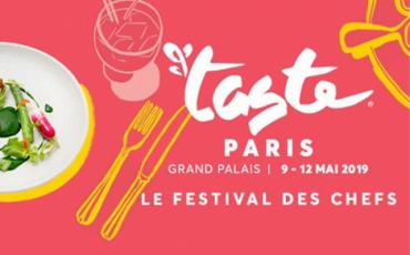 Affiche Taste of Paris