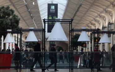 Un dispositif olfactif sensoriel inédit en gare Saint Lazare