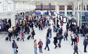 Hall gare de Lyon