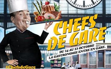 Affiche Chef de Gare