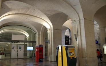 Gare de Nîmes