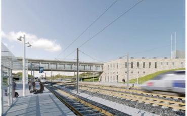 Gare de Besançon