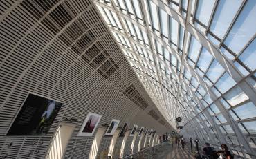 photo gare d'Avignon