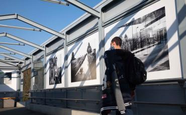 Les expositions à retrouver cet automne dans les gares
