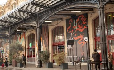 expo festival BD Angoulême à paris Austerlitz