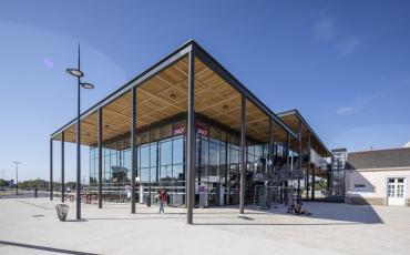 Gare d'Auray