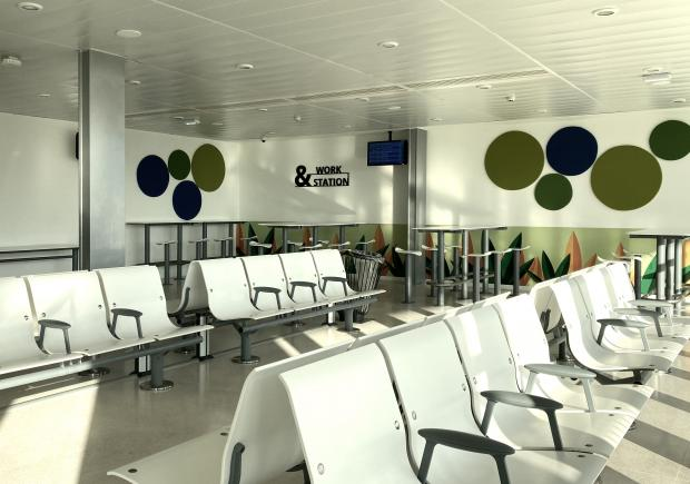 Work&Station - Espace multiservices